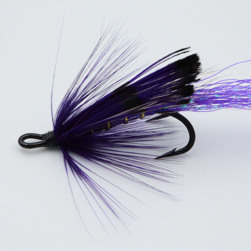 Ally's Shrimp Purple